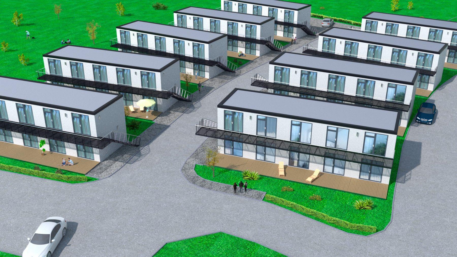 Residenz 3-Eichen-Park Malacky